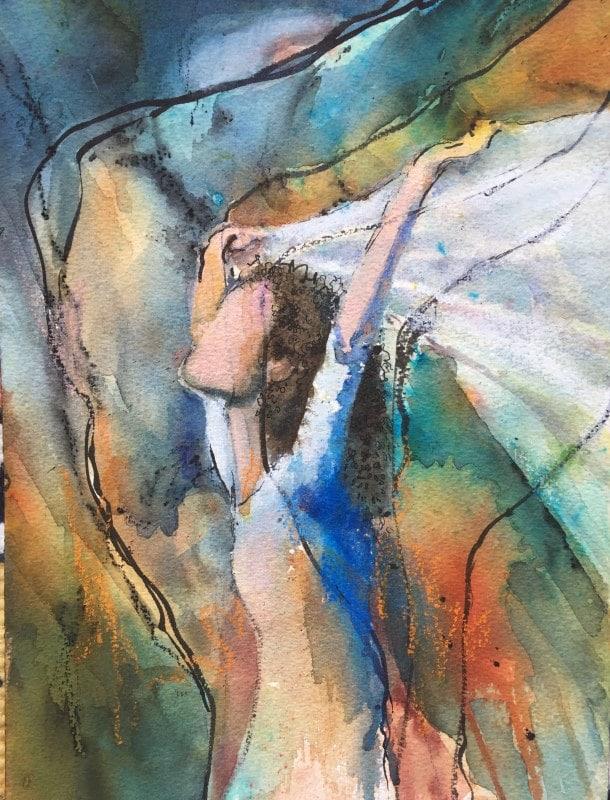 Freedom | Heidi Ludwig | 12 x 16 | 250.00
